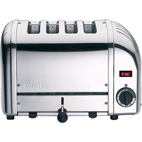 Dualit 4 Slice Stainless Steel Toaster
