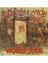 Black Sabbath 1981 Mob Rules Tour Concert Program Book Programme