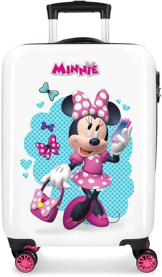 Maleta de cabina rígida Minnie Good Mood
