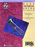 Canadian Brass Book of Easy Trombone Solos, The Canadian Brass, Eugene Watts, 0793572517