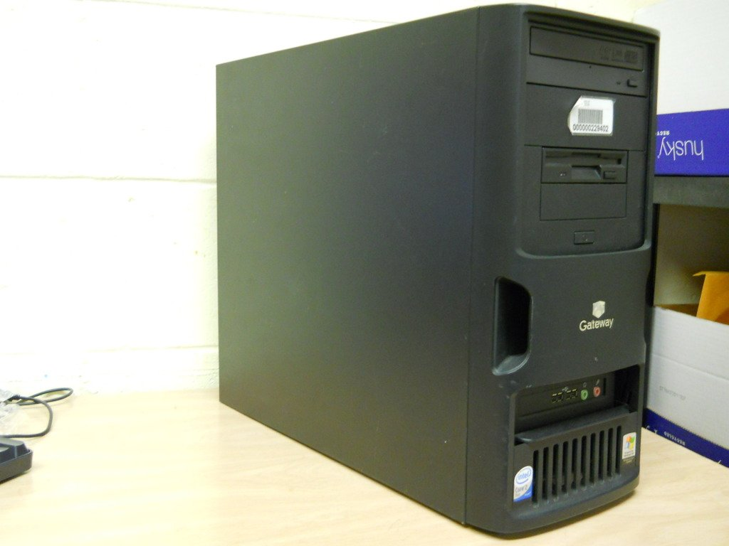Gateway E-4610D Windows Vista 64-BIT