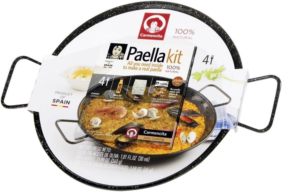 Carmencita Paella Kit - 1 paquete