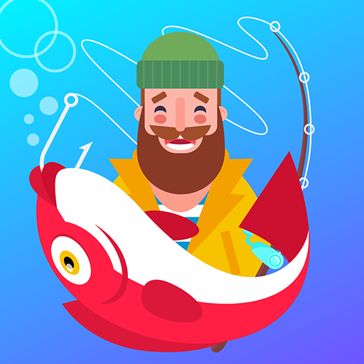 Fishing Inc: Free Tycoon Games - Hooked Fish -
