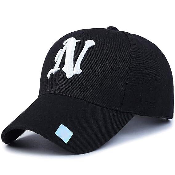 MAOZIGE 1 Pieza Gorra De Béisbol Sombreros De Ocio De Color Sólido ...