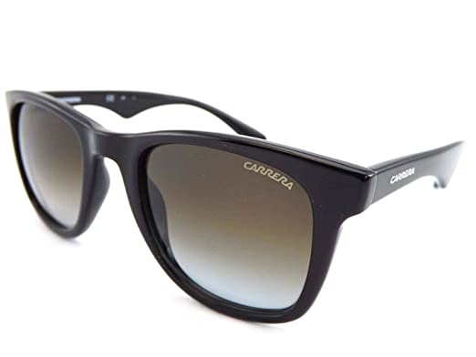 813eecd441 Amazon.com  CARRERA 6000 L S 0D2 UNISEX EYEWEAR CARRERA SHINY BLACK ...