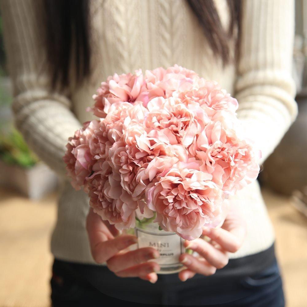 Fleur Artificiel Fleurs Artificielles Decoration Mariage Fausse