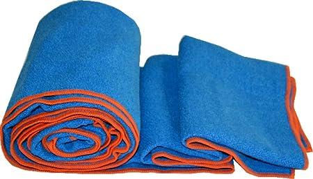 Amazon.com: Khataland Equanimity toalla de yoga con Eco ...