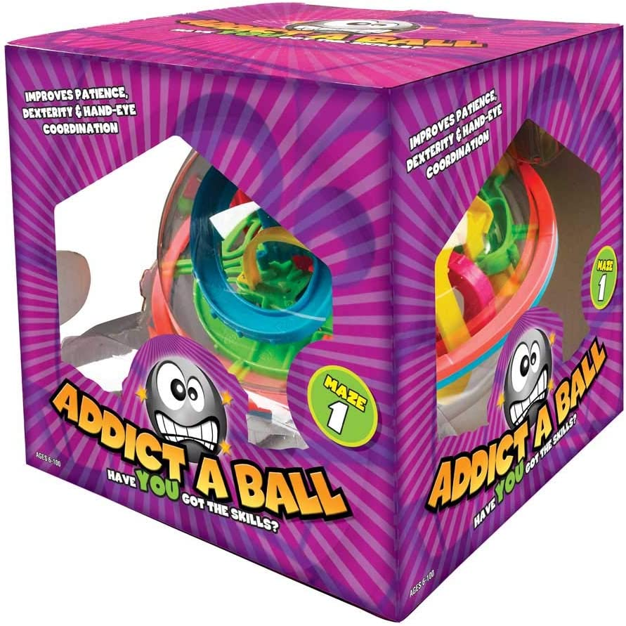 Addict A Ball-Juego de Habilidad, 20 cm, (The Sales Partnership SKU)