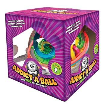 Addict A Ball-Juego de Habilidad, 20 cm, (The Sales Partnership ...