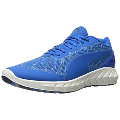 Ultimate Lemonade Electric Blue Cam Mens Running Puma Shoes Ignite 8xBUE1qw4