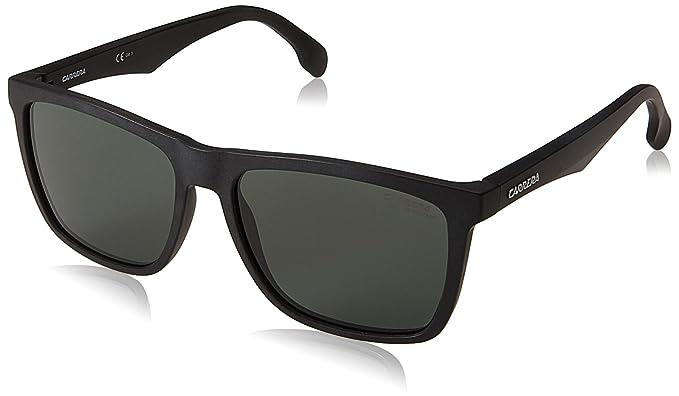 e278b346e75a86 Amazon.com  Sunglasses Carrera 5041 S 0003 Matte Black QT green lens ...