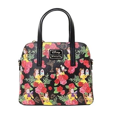 9f6751f292b60 Loungefly Schultertasche Tasche Disney Henkeltasche Die Schöne und das Biest  Belle