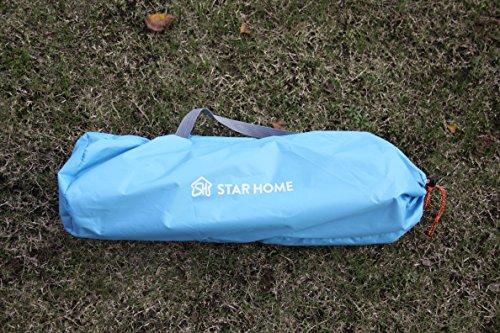 STAR HOME Beach Tents Sun Shelter (Blue)