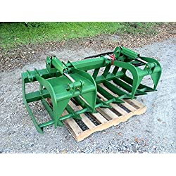 "72"" Root Grapple Bucket Attachment for John D"