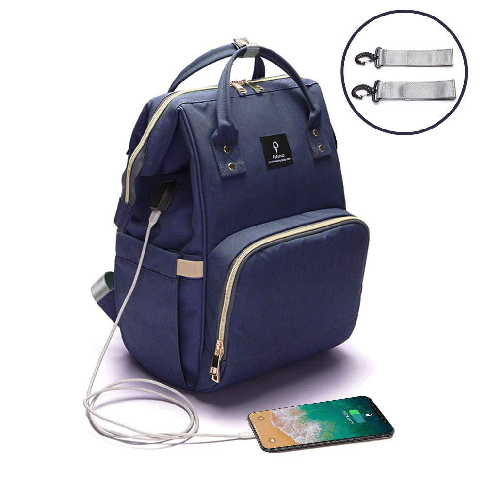 Amazon.com : Diaper Bag Backpack Multi-Function Nappy