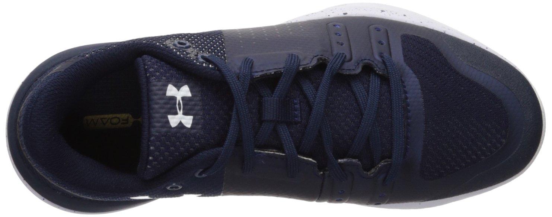 Under Armour Men's Block City Volleyball US|Midnight Shoe B074ZCYQX5 6.5 M US|Midnight Volleyball Navy (410)/White e56e60