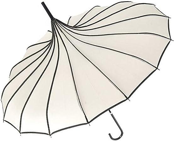 Image result for VIVI SKY TM Pagoda Peak Old-Fashionable Ingenuity Umbrella Parasol