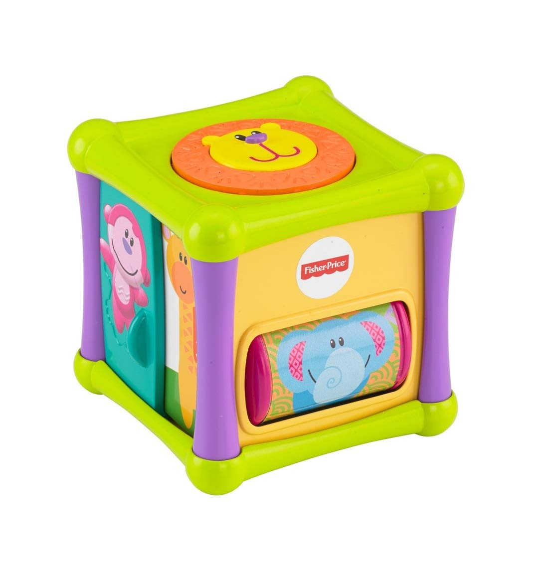 Growing Baby/® Animal Activity Cube Fisher-Price