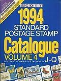 Scott 1994 Stamp Catalogue, Scott, 0894871935