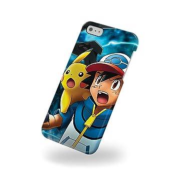 Funda Carcasa Dura Rígida Pokemon Manga para Samsung Galaxy Grand 2