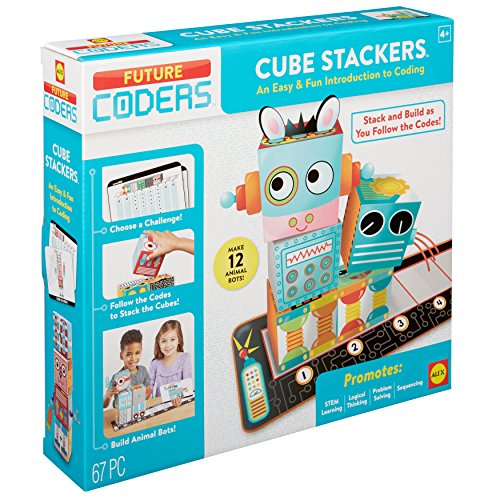 ALEX Toys Cube Stackers Coding Kit