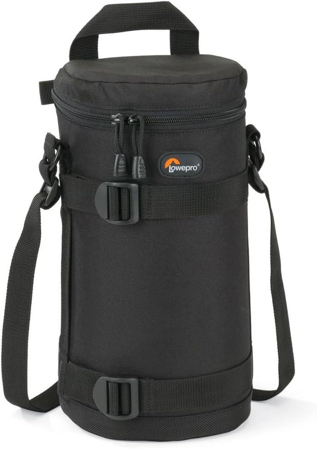 Lowepro POKROWIEC Lens Case 11x26 Black: Amazon.es: Electrónica