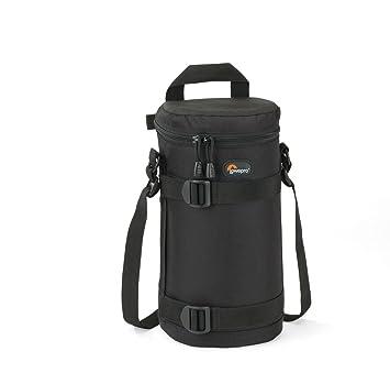 Lowepro 11 x 26cm Lens Case - Black: Amazon.co.uk: Camera & Photo