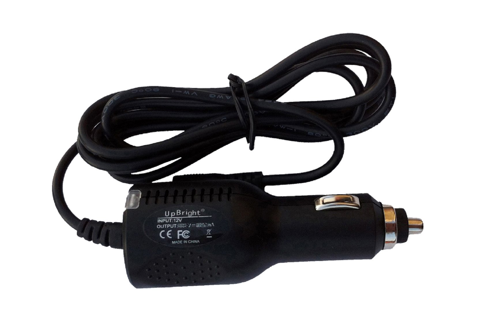 UpBright New Car DC Adapter For TDS Trimble Ranger 300 X 500 X 300X 500X Spectra TSC2 M890-0001 SSF35150 GPS Computer Data Collector McElroy DataLogger 4 DL13601 5 DL16301 JUNO 3B Auto Power Supply