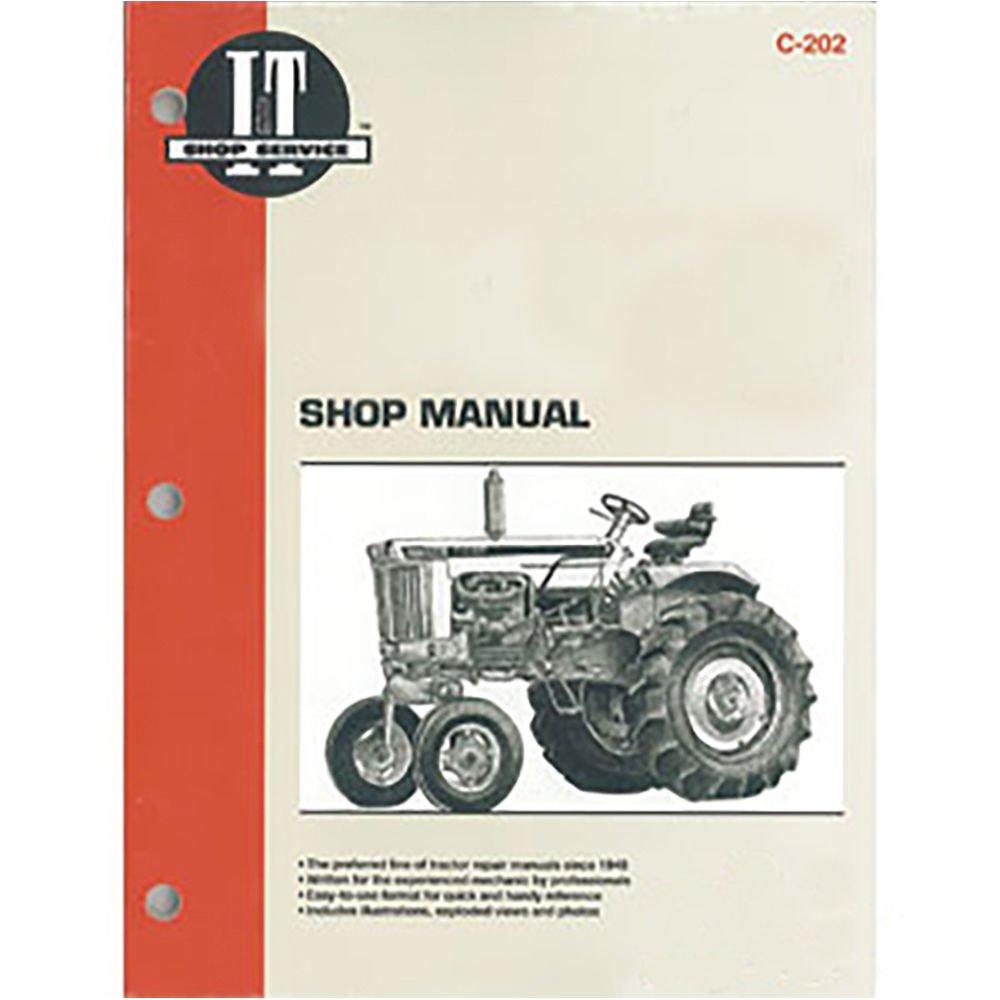 Amazon.com: SMC202 New Shop Manual Made for Case-IH Tractor Models 430 440  470 500 530 540 +: Industrial & Scientific