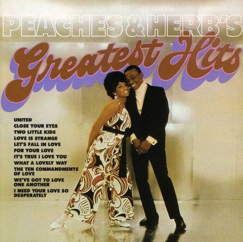Greatest Hits by Peaches & Herb (2009-08-11)