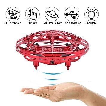 Mini Drone para niños,Mini Drones para Niños UFO Drone Recargable ...