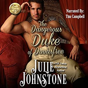 The Dangerous Duke of Dinnisfree Audiobook