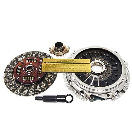 Amazon.com: EXEDY CLUTCH KIT MITSUBISHI LANCER EVOLUTION EVO 8 9 VIII IX 2.0L TURBO 4G63: Automotive