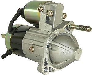 DB Electrical Starter SMN0004 Compatible With/Replacement For 2.7L 3.5L Hyundai Santa Fe 2001-2006, Sonata 1999-2005,Tiburon 2003-2008, XG300 2001-2005, Amanti 2004-2006 113020, S-8777, 36100-37210