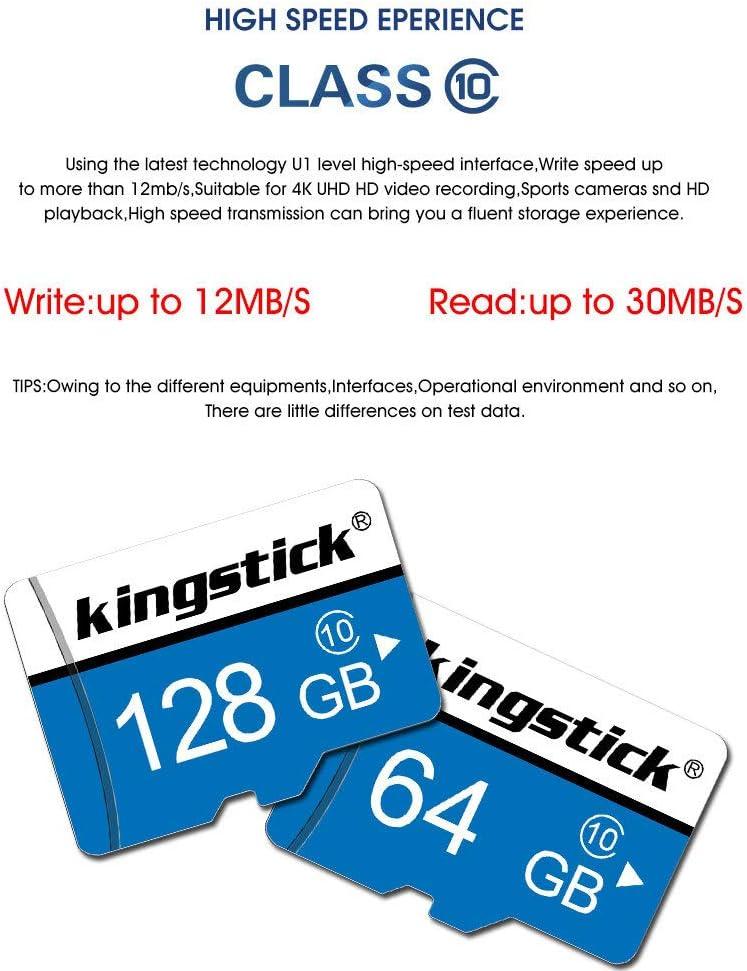 AZLMJXH TF Card 4G Memory Card Flash Card MP3 Card Speaker Universal 4G inch Card Bluetooth Headset Memory Card 16G,128G