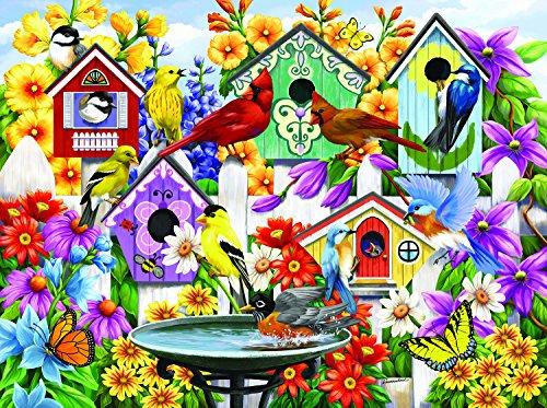 Garden Neighbors 1000 Piece Jigsaw Puzzle by SunsOut