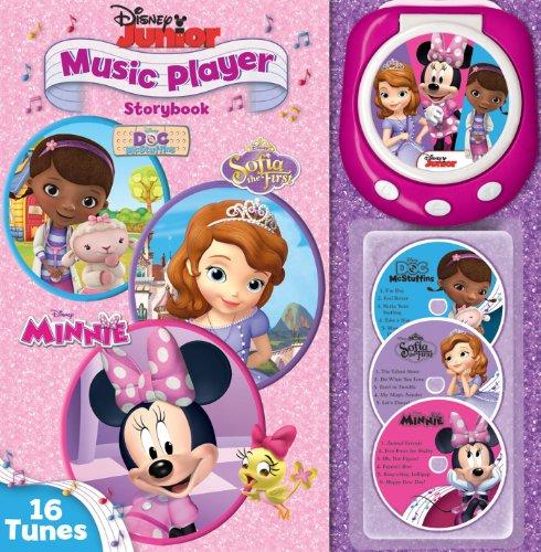Junior Player (Disney Junior Music Player Storybook)