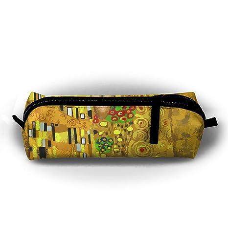 Gustava Klimt Kisses - Estuche para lápices de estudiantes ...