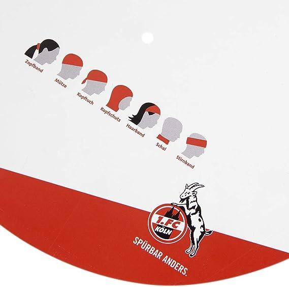 1 FC Köln Multifunktionstuch Tuch rot