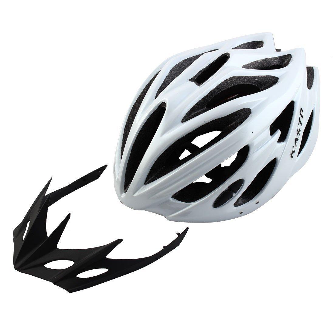 Amazon.com : eDealMax Adulto Unisex 21 hoyos Ciclismo portátil tapón de seguridad Protector de cabeza Ajustable Gorra de montar en Bicicleta Casco : Sports ...