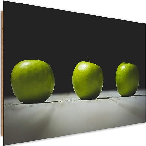 Quadro Mela Stampa in Qualita Fotografica Frutta Cucina ...