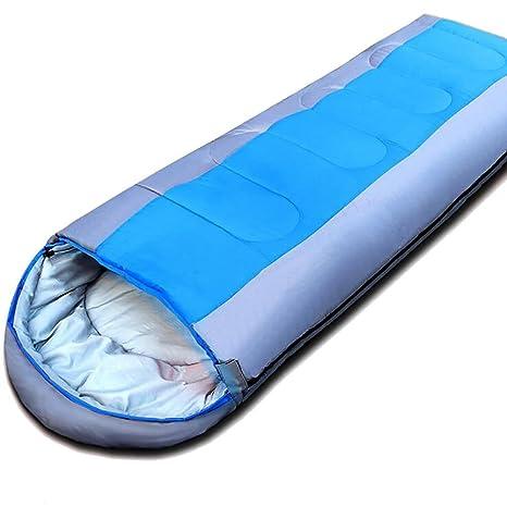 MIAO Saco de dormir - Bolsas de dormir adultos que acampan calientes del algodón que acampan
