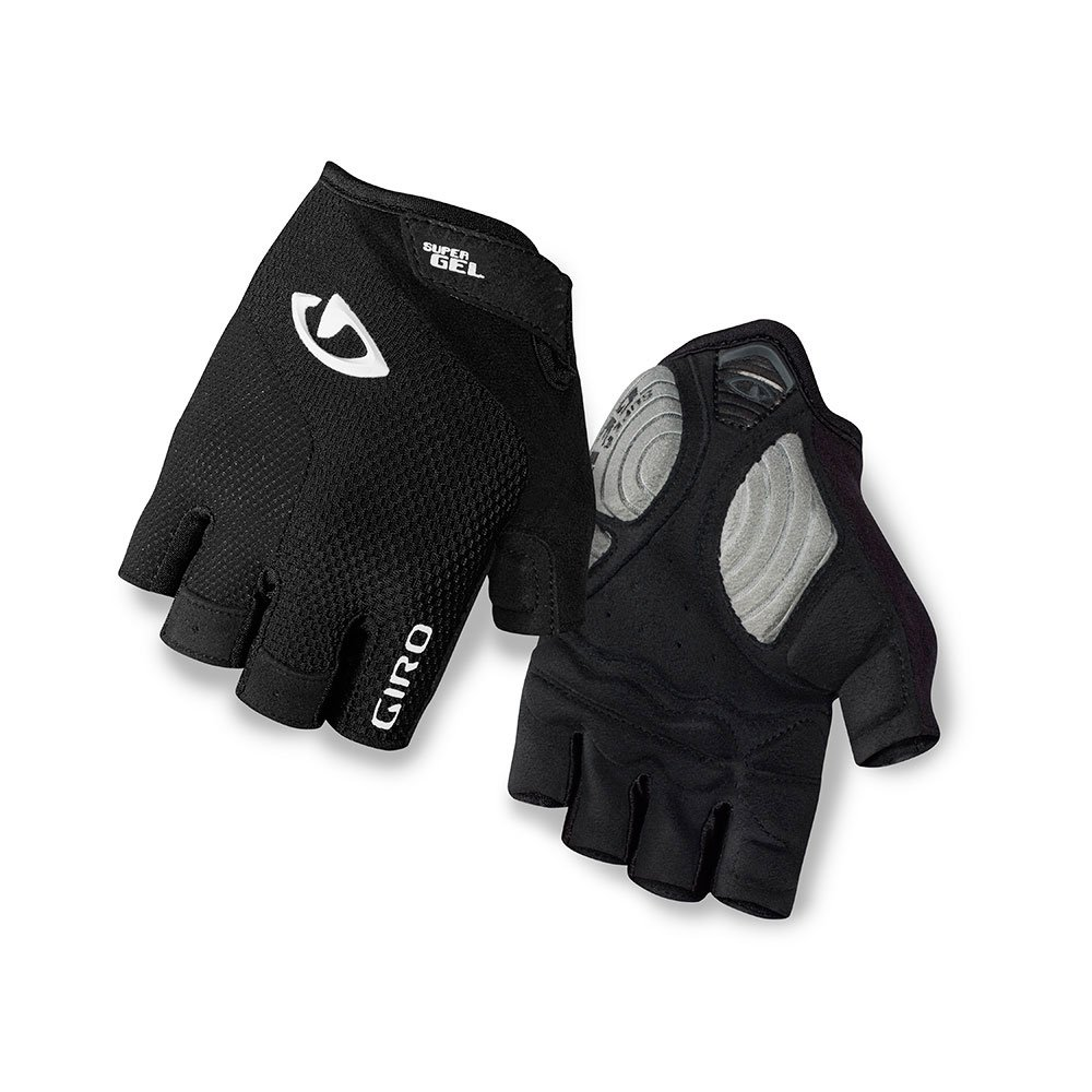 Giro Strada Massa SG Womens Cycling Gloves Black Small