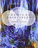 Study Guide for Zumdahl/DeCoste's Chemical Principles, 7th, Zumdahl, Steven S. and DeCoste, Donald J., 1133109241