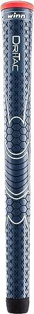 Winn DriTac Standard Grips, Navy Blue