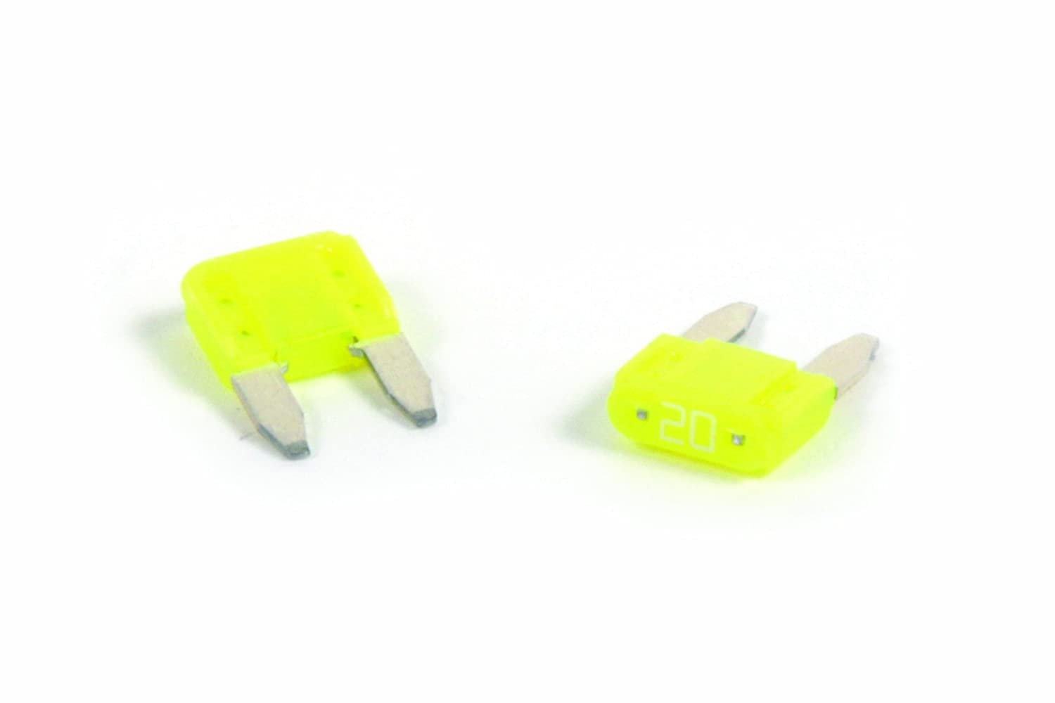 Camco 65153 Green 30 AMP Mini-Blade Fuse Pack of 2