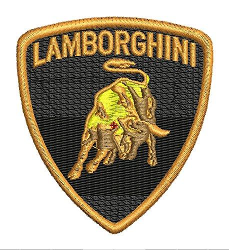 Lamborghini Prime Super Sans Gilet Garni La Veste Qualité Manches De Broderies 8018 xTUSFWnRx