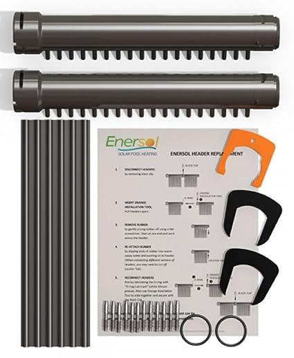 Amazon.com: enersol Solar Calentador Kit de reparación ...