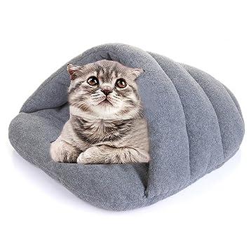 Saco de dormir para mascotas MW Gato y cama para perros Al aire libre Parrilla desmontable