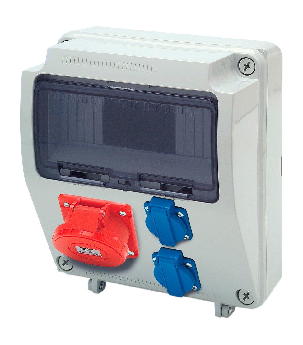 FAMATEL 3957 Bo/îte industrielle IP65 9 /él/éments